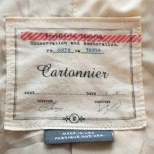 Anthropologie Jackets & Coats - Anthro Cartonnier Cropped Blazer